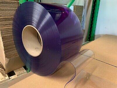 Strip Curtain 8 X 150 Roll Cooler Freezer Pvc Usda Nsf Clear Vinyl Door Usa