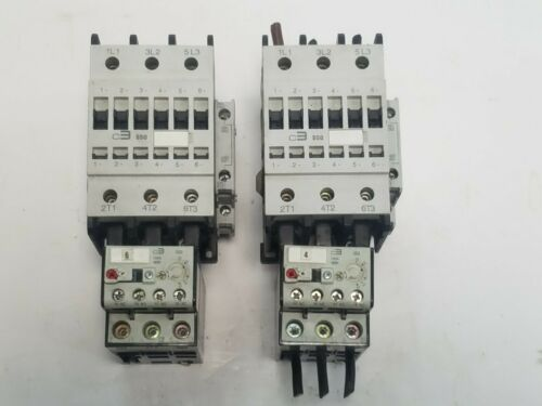 C3Controls Contactor 300-S50N30 w/ 320-B4 and 300-SSA11