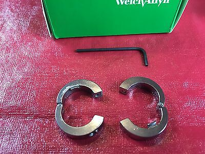 Welch Allyn 76700 3.5v Locking Collars For Wall Mount Otoscopeophthalmoscopes