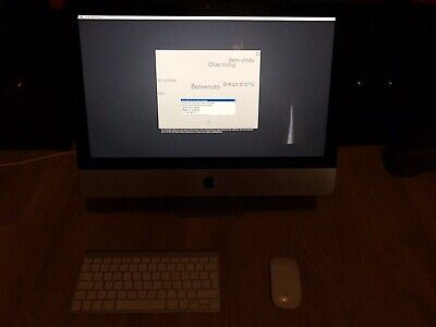 "Apple iMac A1418 21.5"" Desktop - MD093B/A (November, 2012)"