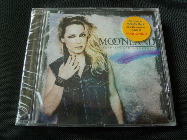 Moonland featuring Lenna Kuurmaa - Moonland (NEW CD 2014) VANILLA NINJA