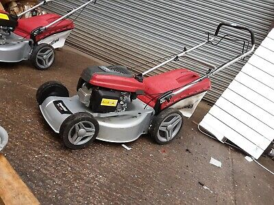 EX DEMO MOUNTFIELD SP53H  SELF-PROPELLED ROTARY PETROL LAWN MOWER (FP429)