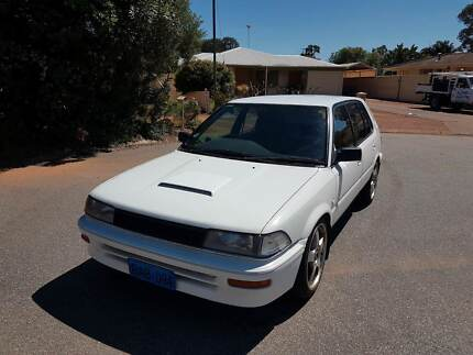 4AGZE AE92 Corolla Supercharged