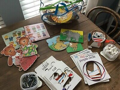 - HUGE Fine Motor Lot Tracing Alphabet Lacing Lakeshore Learning