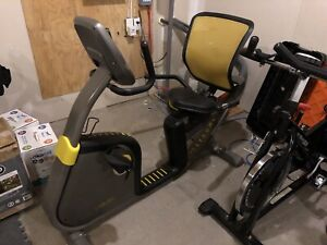 Live strong LS6.0R Recumbent exercise Bike