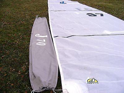 Doyle Sails J/70 Race Sails Main/Jib/Spinnaker