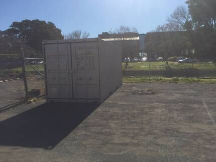 Park your Shipping Container here in Islington, Newcastle! Broadmeadow Newcastle Area Preview
