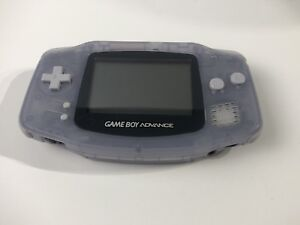 Nintendo Gameboy Advance - Glacier Purple Console