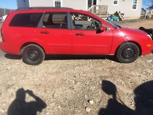 2006 Ford Focus zxw wagon automatic works great