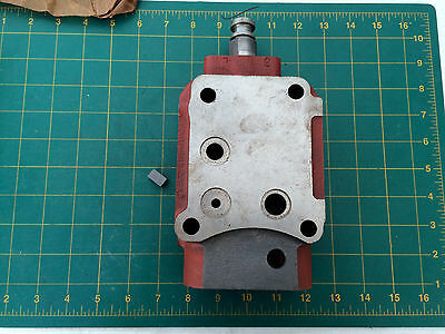 International Hydraulic Valve Body 360634r91