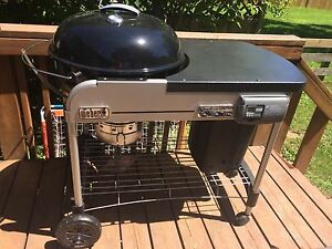 Weber Charcoal Barbeque