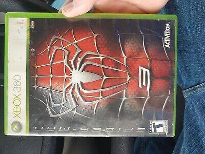 Spider-Man 3 Microsoft Xbox 360, 2007 Complete