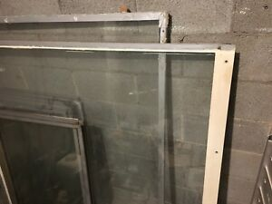 Single pane windows