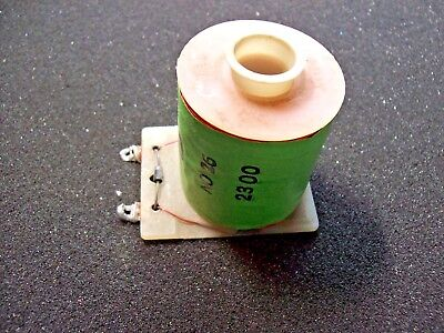 Pinball Coil NO-26-2300 NOS Bally Stern For Drop Target Bank Assemblies + Sleeve