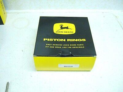 John Deere 70 Tractor Piston Ring Kit Std Gasoline Af2376r Nos John Deere