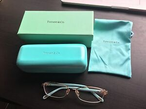 New Tiffany eye glass frame