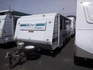 1992 Jayco 16' Designer Pop Top Moonah Glenorchy Area Preview