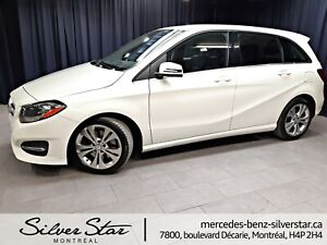 2015 Mercedes-Benz B250 BLUETOOTH-HATCHBACK-VOLANT INCLINABLE
