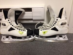Supra 705 High Performance CP 93 top light Hockey Skates