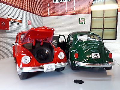 1:24 Scale VW Classic Beetle 1303 Car Maisto Diecast Detailed Model 1973