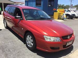 2005 7 Seater Holden Commodore Wagon Auto Ormiston Redland Area Preview