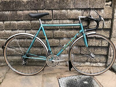 """Vintage 1979 Peugeot Competition 22"""" Reynolds 531 Gents Bicycle Orig & Ready2go"""