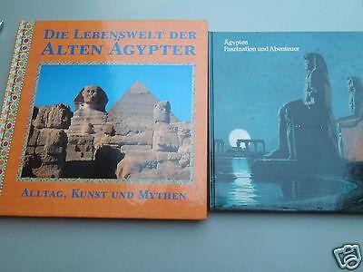 Ausverkauf Ägypten Bildband - 2x Faszination und Abenteuer Die Lebenswelt (2)