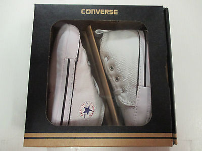 Converse Chucks First Star Babyschuhe Farbe: White  Model: 88877 Größe 3 NEU ()