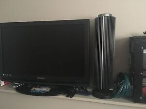 Pc gaming stuff and tv