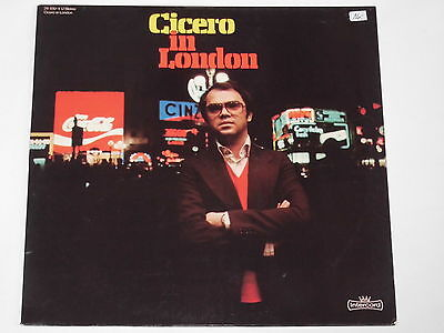 CICERO IN LONDON - LP