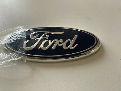 2009-2014 Ford F-150 Tailgate Blue Ford Oval 7 Inch Emblem OEM NEW CL3Z9942528B