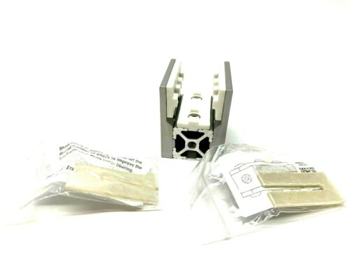 80/20 6730 10 Series Aluminum Unibearing Short Single Mount