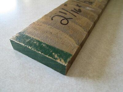 12 X 2-116 C9543 Aluminum Bronze Flat Bar 5 Long Solid Plate Mill Stock