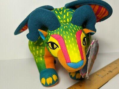 "NWT NEW Disney Pixar Coco Pepita Plush 8"" Mattel Alebrije Stuffed Animal Mexican"