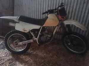 1991 HONDA XR 250 Nobby Toowoomba Surrounds Preview