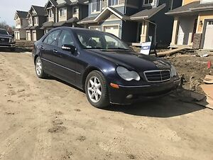 Mercedes C240 AWD quick sale need to be gone .. firm price