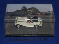 James Bond 007 Moonraker 1:43 Diecast Modellauto DY050 MP Lafer MG TC replica