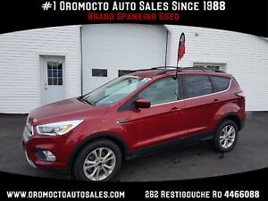 2017 Ford Escape SE Includes Winter Tires & Rims OR Vacation...
