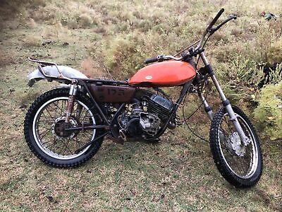 Kawasaki F7 175, 1972 Parts Bike Only Local Pick Up