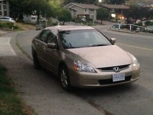 2004 Honda Accord for sale or trade.