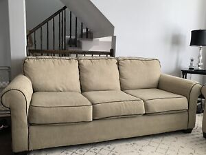 2 piece- Sofa and Loveseat by Ashley Furniture
