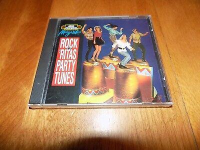 Jose Cuervo Margaritas ROCK N RITAS PARTY TUNES CINCO DE MAYO TEQUILA BAR CD NEW