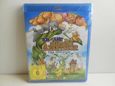 Tom & Jerry - Ein gigantisches Abenteuer * Blu Ray *