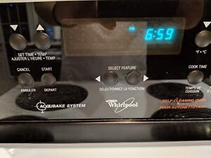 Whirlpool Self-Cleaning Oven - only $165