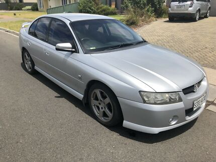 VZ SV6 Commodore 2004