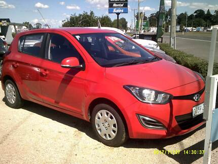 2012 Hyundai i20 Hatchback Launceston Launceston Area Preview