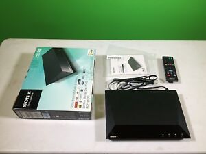 Sony Blu-Ray and Media Centre BDP-S1100
