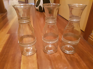 Three vases Terrigal Gosford Area Preview