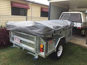 Ultimate 7X4 Galvanised Off Road Camper Trailer Blackbutt Darling Downs Preview