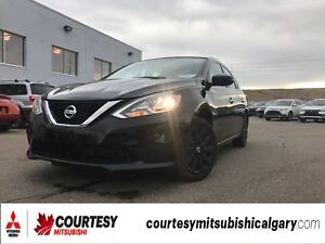 2017 Nissan Sentra S * HEATED SEATS, BLUETOOTH, AND BACK UP CAME